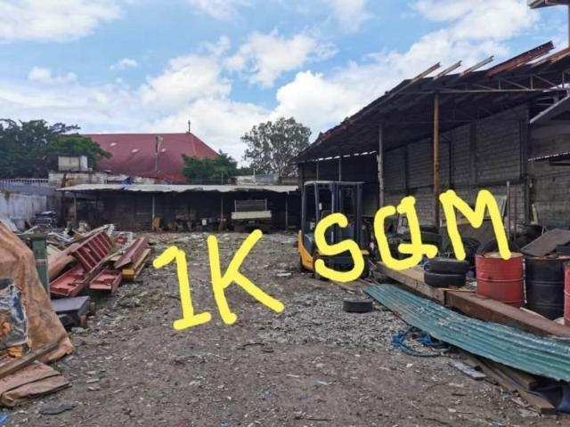 Industrial Lot In Paranaque For Sale 40m