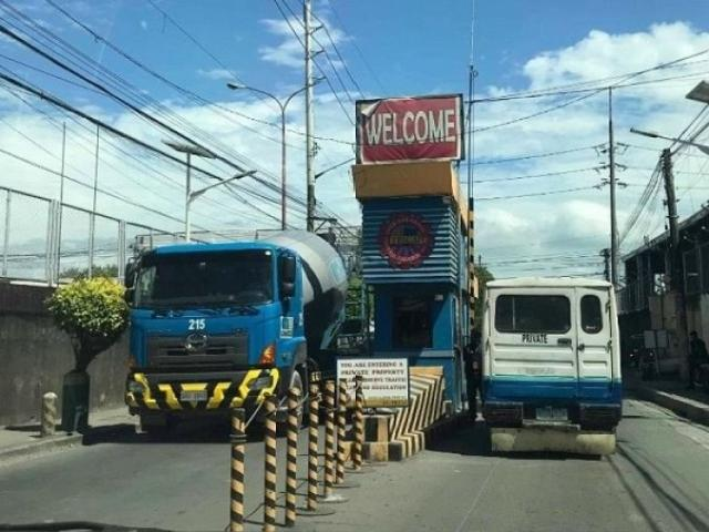 Industrial Lot With Warehouse In Tanyag Industrial Site Paranaque