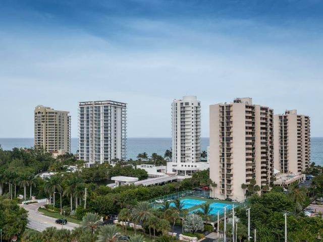 Intracoastal & Ocean Views From This Sought After16th Floor Condo