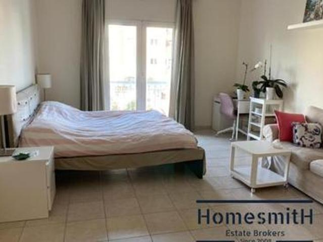 Investor Deal! Furnished Studio With Pool View