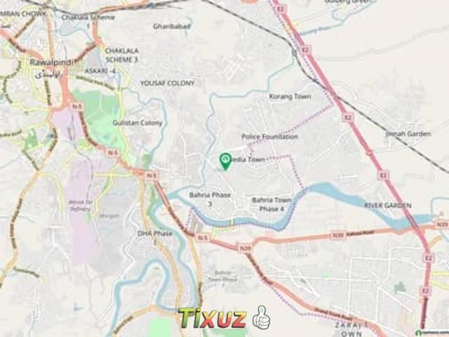 Investors Should Rent This Lower Portion Located Ideally In Bahria Tow