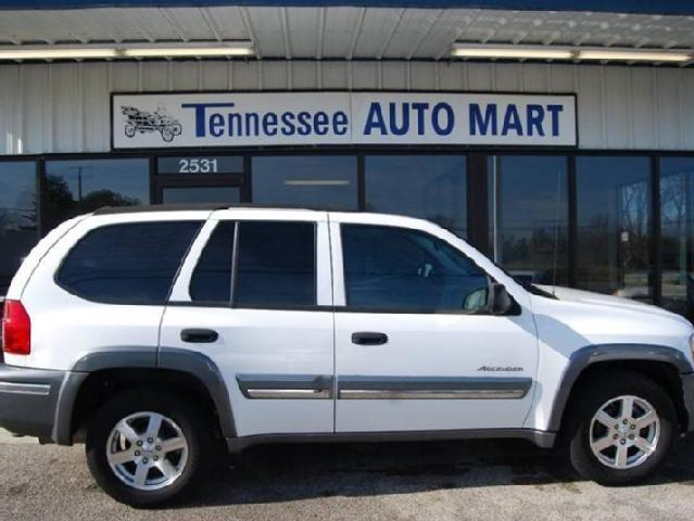 Isuzu Ascender In Knoxville Used Isuzu Ascender 2007 Knoxville