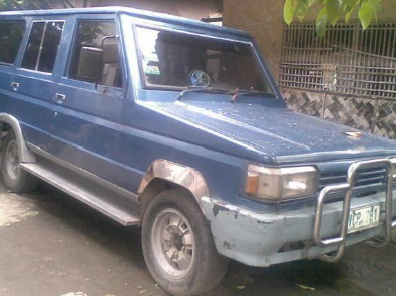 Isuzu Body Typed <strong>Jeepney</strong>