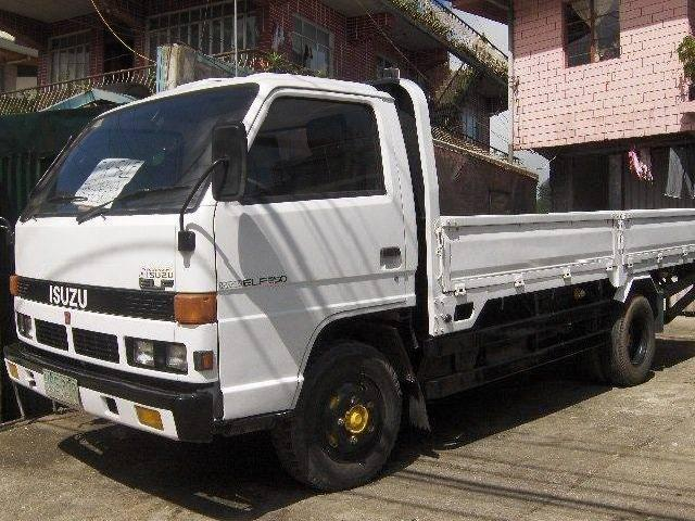 Isuzu elf 4bd1 hi and low