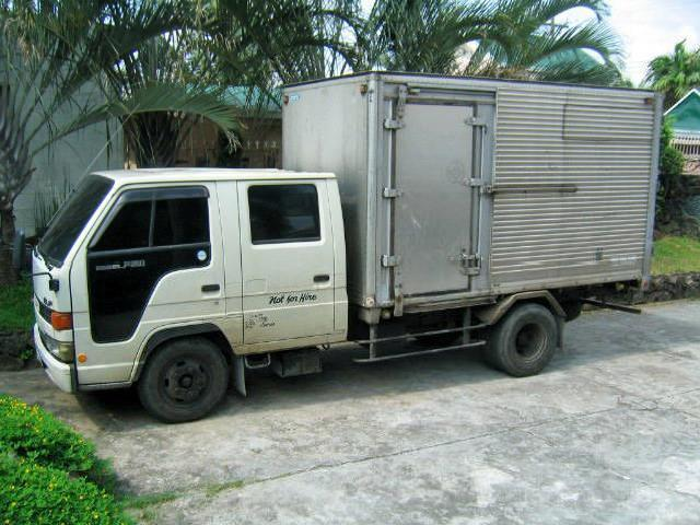 Isuzu Elf Double Cab