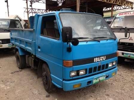 Isuzu elf mini dump highside japan surplus