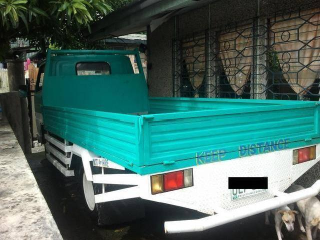 Isuzu elf truck drop side 6w 12 ft 4bc2 engine p200000 rush