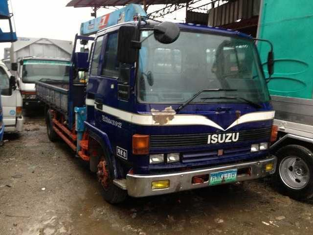 Isuzu forward boom japan surplus trucks