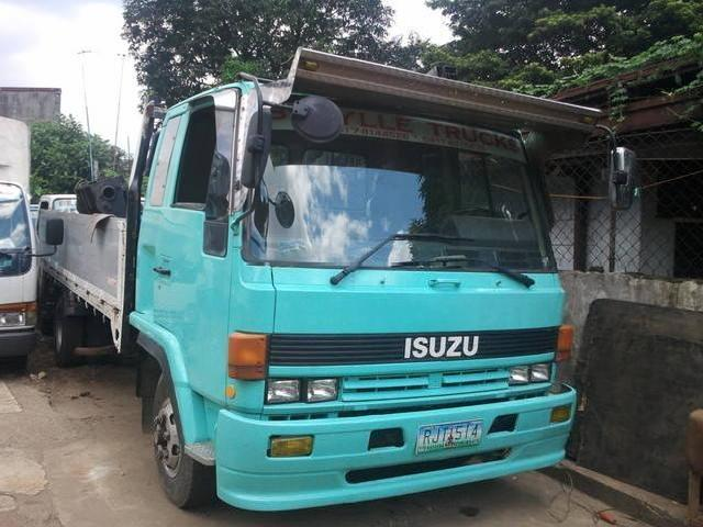 Isuzu forward japan surplus