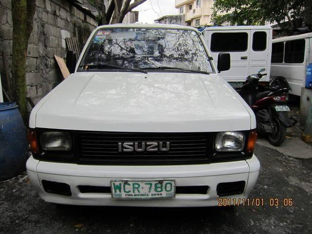 Isuzu Highlander Sl 98 Model 198000php