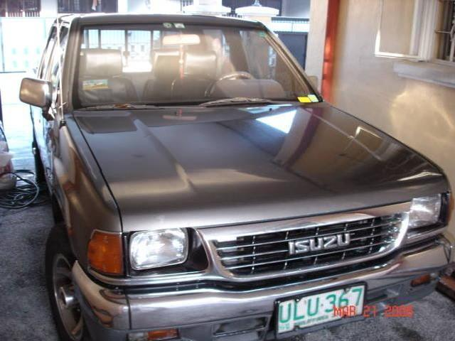 Isuzu Ls Pickup 4x2 Model 1996 4 Door Sedan