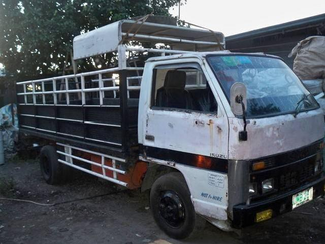 Isuzu nkr 4be1 pinoy surplus