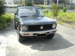Isuzu Rodeo 1979, Manual, 1.6 Litres