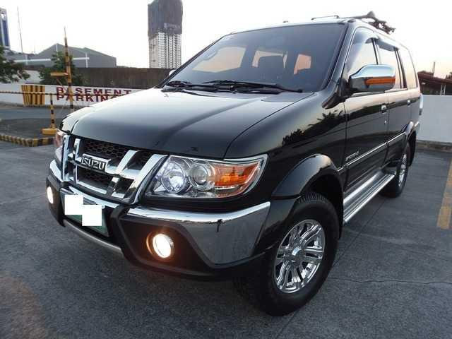 isuzu crosswind sportivo at
