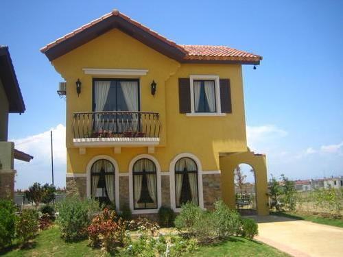 Italian Inspired Houses In Alabang, Philippines!