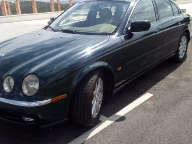Jaguar S Type 1999 Jaguar S Type 3000 V6 Gasolina Car