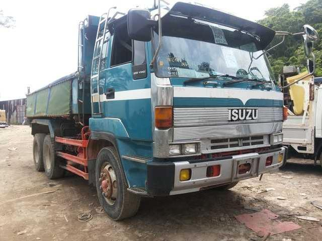 Japan used truck in the philippines