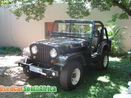 Willys Jeep For Sale >> Jeep In Gauteng Used Willys Jeep Gauteng Mitula Cars