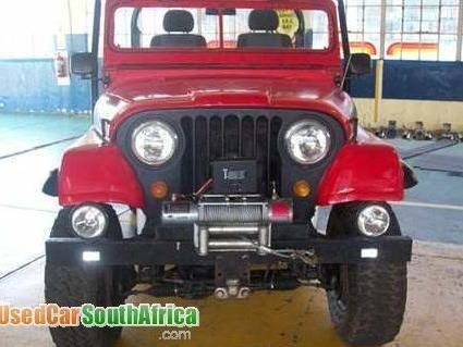Jeep In Gauteng Used Willys Jeep Gauteng Mitula Cars