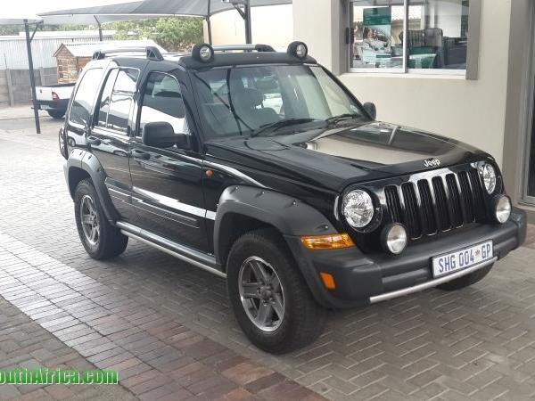 jeep cherokee renegade 2005 auto cars. Black Bedroom Furniture Sets. Home Design Ideas
