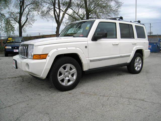jeep - used 2006 jeep commander limited edition - mitula cars