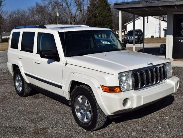 Jeep Commander - used jeep commander brown 2007 - Mitula Cars