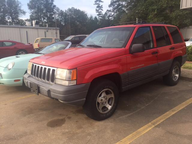 Jeep Grand Cherokee Laredo In Texas   Used Jeep Grand Cherokee Laredo 1996  Texas   Mitula Cars