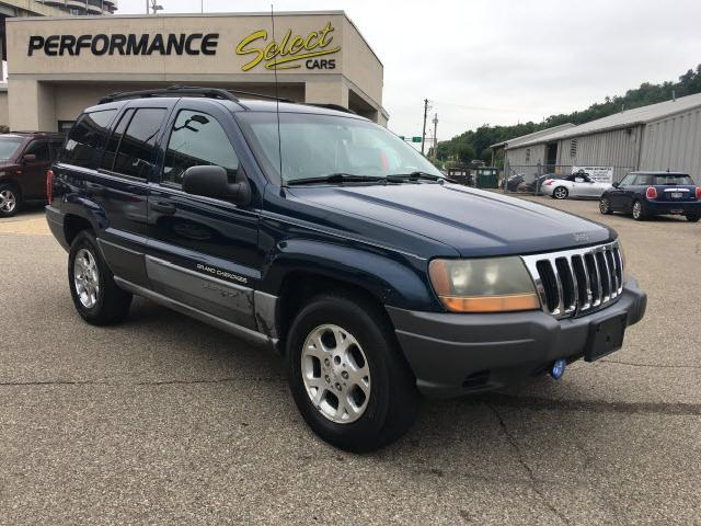 Jeep Grand Cherokee Laredo In Blue   Used 2000 Blue Jeep Grand Cherokee  Laredo   Mitula Cars