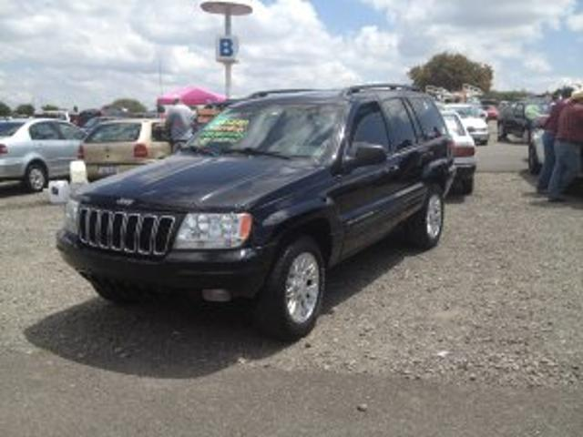 Jeep grand cherokee 2002 automatica 4 3 litres