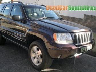 Jeep Grand Cherokee In Gauteng   Used Jeep Grand Cherokee Automatic 2003  Gauteng   Mitula Cars