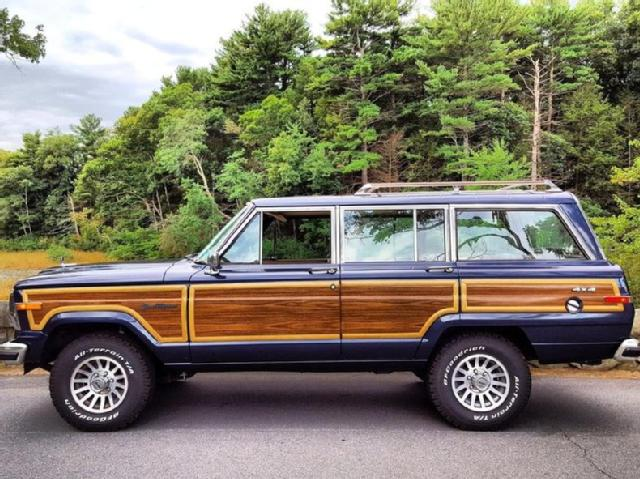 Jeep Grand Wagoneer >> Jeep Grand Wagoneer Used Jeep Grand Wagoneer 4x4 Mitula Cars