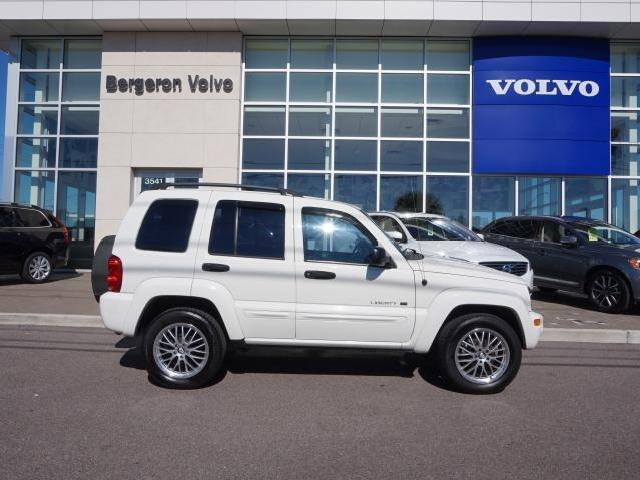 Jeep Liberty Limited Edition In Louisiana   Used Jeep Liberty Limited  Edition White Louisiana   Mitula Cars