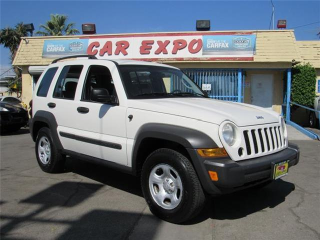 Jeep Liberty Sport In California   Used Jeep Liberty Sport 2006 California    Mitula Cars