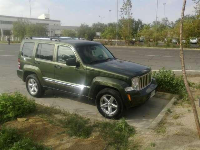 Jeep new liberty 2008 limited full equipo