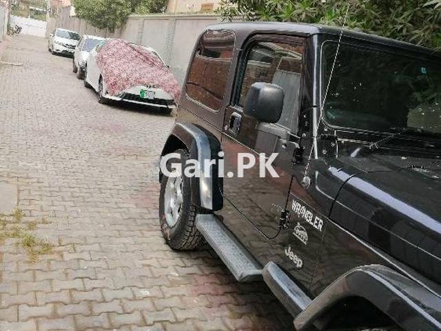 Jeep Wrangler Used Cars In Islamabad Mitula Cars