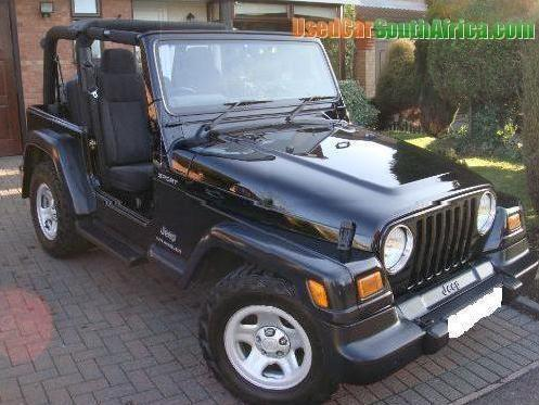 Wrangler For Sale >> Currently 3 Jeep Wrangler For Sale In Bloemfontein Mitula Cars