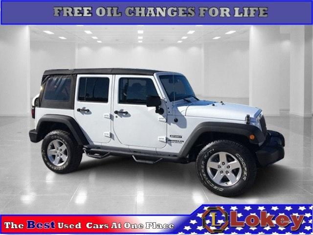 Jeep Wrangler Unlimited In Brandon   Used Jeep Wrangler Unlimited Suv  Brandon   Mitula Cars