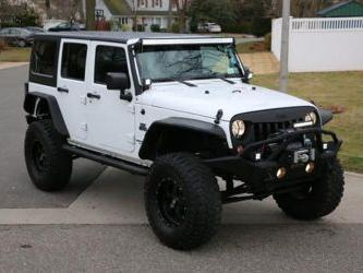 Jeep Wrangler Used Jeep Wrangler Mountain Edition Wheels Mitula Cars
