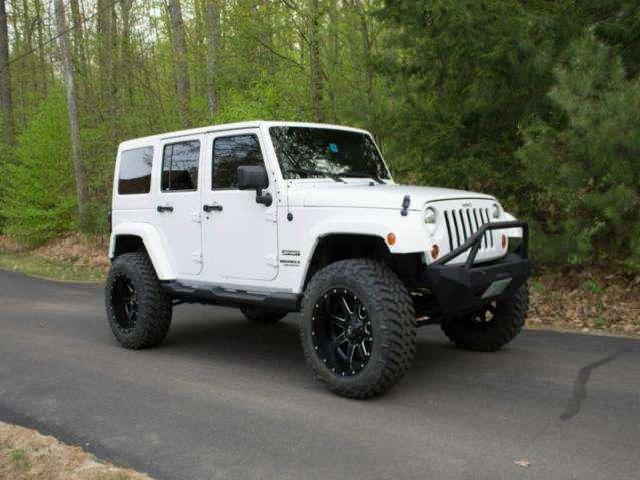 jeep wrangler unlimited freedom 163 lift jeep wrangler unlimited used cars in freedom mitula. Black Bedroom Furniture Sets. Home Design Ideas