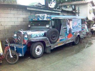 Jeepney Rush 4 Sale