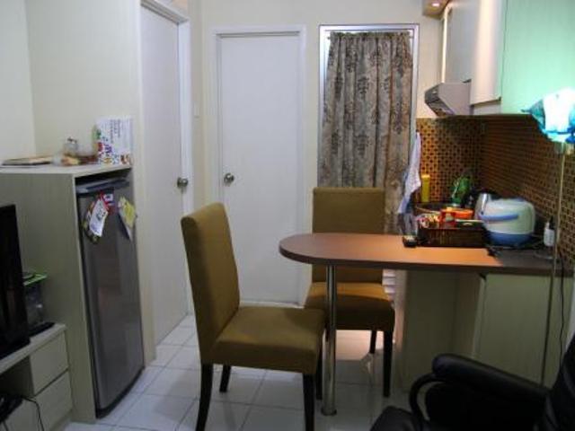 Jual Apartemen Kalibata City – 2 Br 33 M2 Semi Furnished – Tower Flamboyan