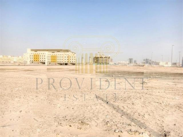 Jumeirah Village Circle Land For Residential Or Commercial Use Aed 25,690,900
