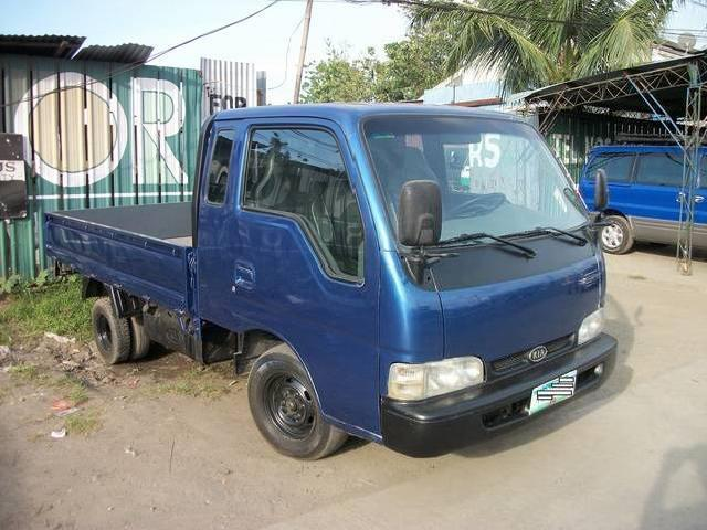 Kia bongo as is 190k