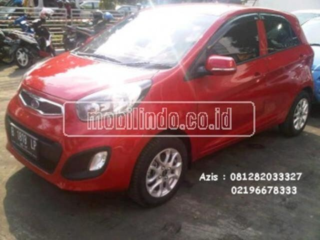 Kia new picanto se mt option 1 all new picanto