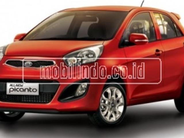 Kia picanto all new kia picanto