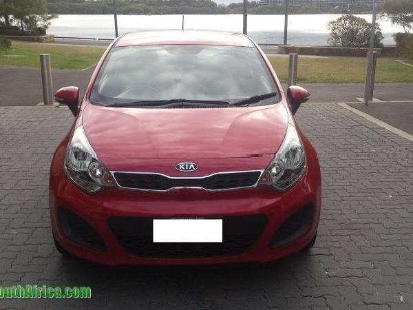 Currently 13 Kia Rio For Sale In Alberton Mitula Cars