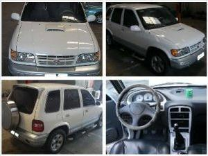 Kia sportage 1998 manual