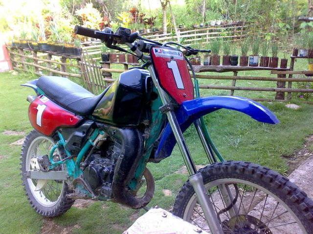 Kmx 125 For Sale. 45k Only