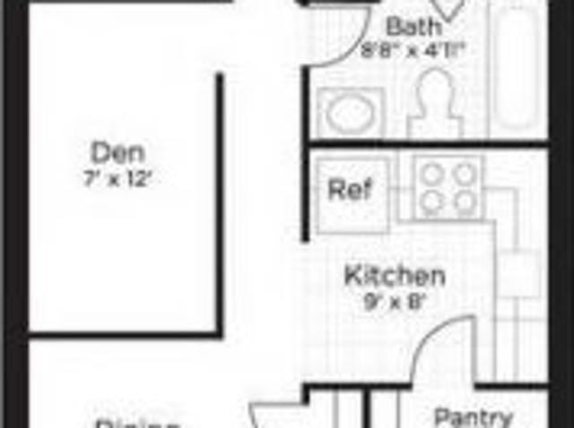 Korman Residential At Cherrywood 1 Bedroom Condo For Rent At 1200 Little Gloucester Rd, Cl...