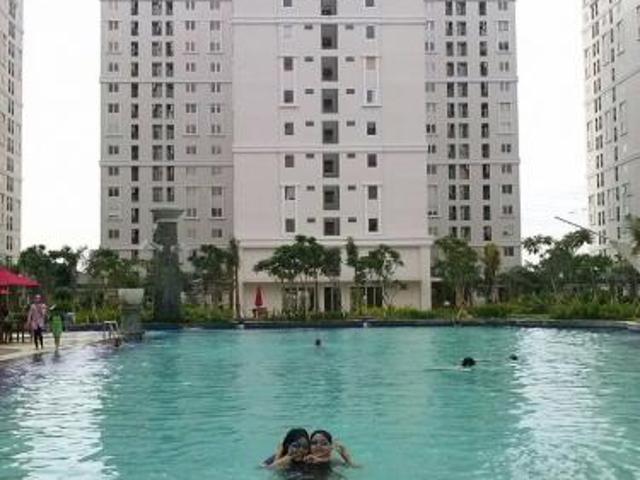 Kost Mewah Dengan Kolam Renang Di Apartemen Kalibata City – Jakarta Selatan